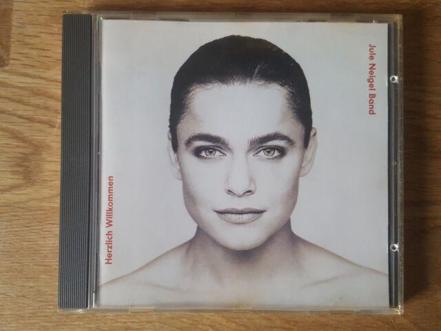 Jule Neigel Band - Herzlich Willkommen - CD 1994