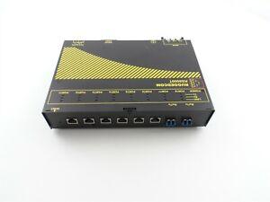 Ruggedcom-RS8000T-8-Port-Managed-Fiber-Optical-Ethernet-Switch-No-Cable