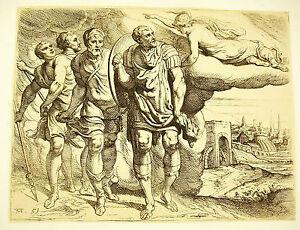 A-D-039-Ulysse-Theodore-Van-Thulden-1633-the-Primaticcio-Odyssey-of-Ulysse-Laertes