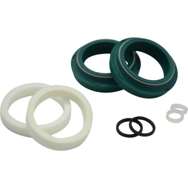 SKF Low//Friction Dust Wiper Bicycle Seal Kit RockShox 32mm Fits 2008//Current SID