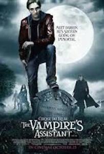 Darren-Shan-Saga-de-The-DU-VAMPIRE-Assistant-Omnibus-3-Adventures-Neuf