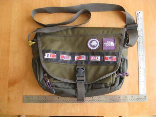 Trans-Antarctica Messenger Bag Purse Shoulder Bag