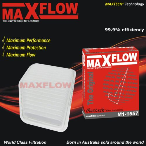 Holden Commodore VE V6 V8 Air Filter Replace with Maxflow® Premium Air Filter