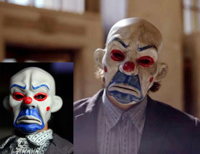 12/'/' Man Batman The Dark Knight Figures 1//6 Scale Joker Robber Male Head Sculpts