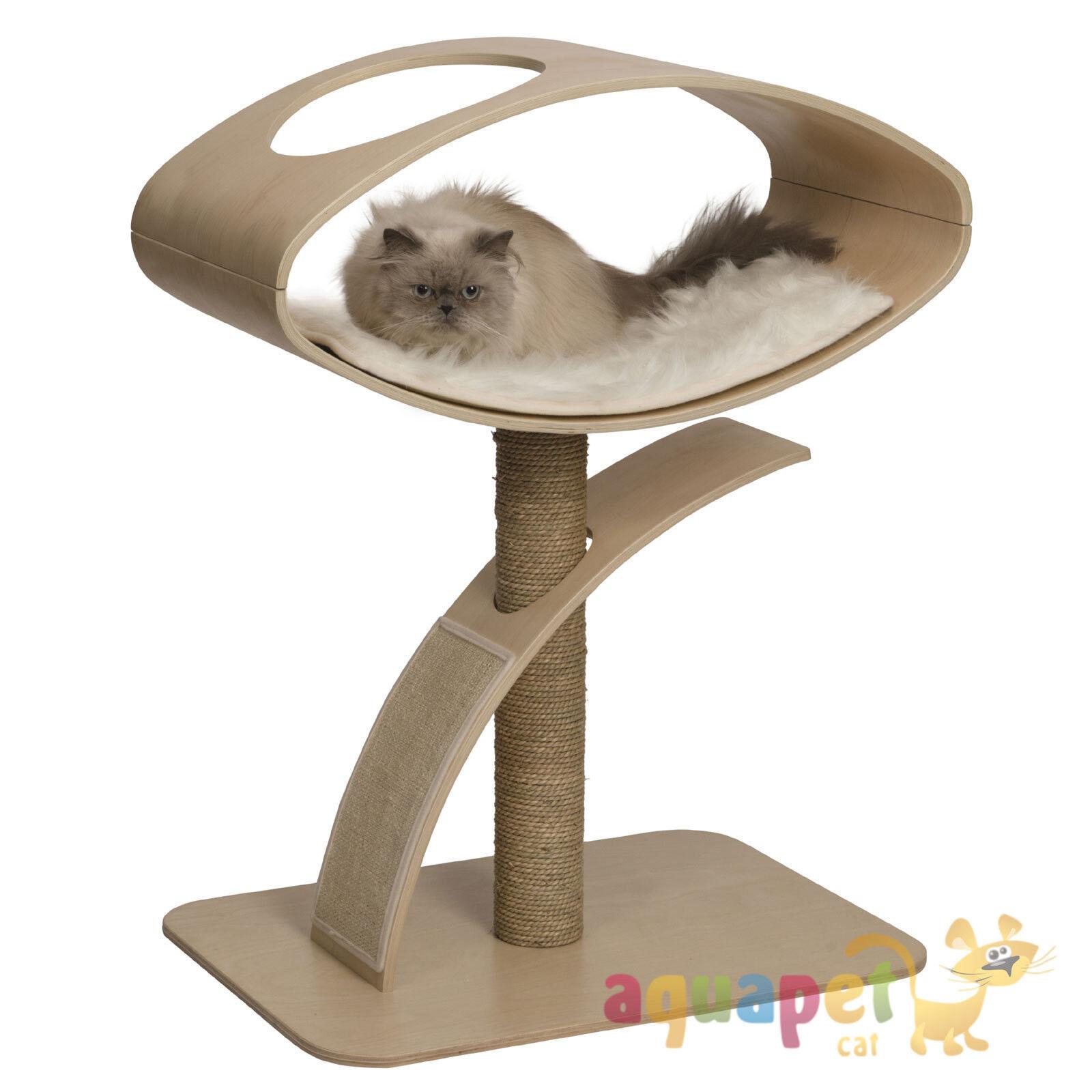 Hagen proposito di Vesper CAT Furniture Maglie taglienti e piallanti letto V Alta Lounge
