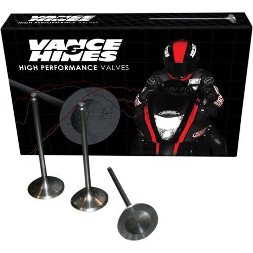 Vance /& Hines High-Performance Stainless Steel Intake Valve Kit Suzuki GSX1300R