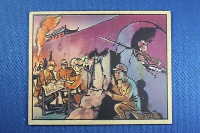 100% Kwaliteit 1938 Gum, Inc. - Horrors Of War - #171 Little Devil - Vg/ex Condition Jade Wit