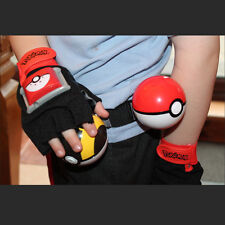 5pcs/Set Pokemon Clip Carry Kids Adjustable Belt|+Poke Ball+Figures Play Game