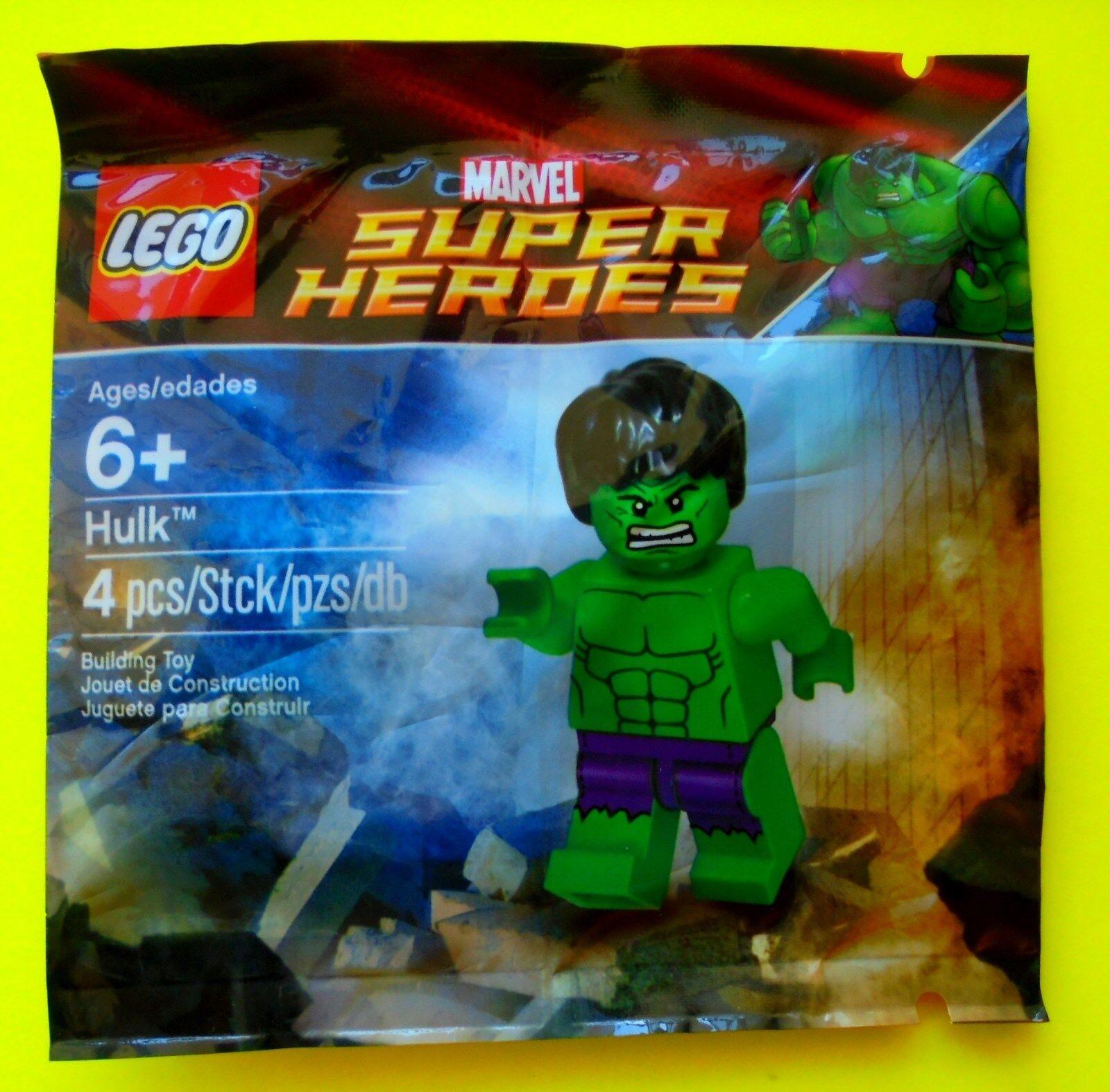 LEGO super heroes 5000022 Hulk universe Marvel Avengers polybag NEUF emballage d'origine
