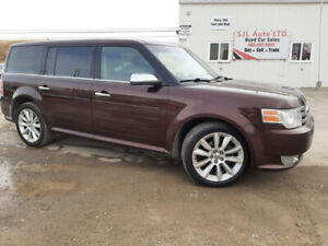 2010 Ford Flex Limited AWD 7 passengers
