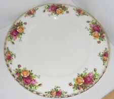 Royal Albert OLD COUNTRY ROSES  Bone China DINNER PLATE 26cm 10.5""