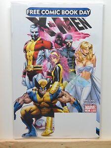 X-Men-Free-Comic-Book-Day-Wolverine-Cyclops-Marvel-Comics-CB3441