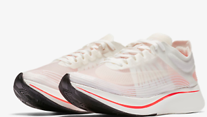 Womens Nike Zoom Fly SP AJ8229-106 White Sail NEW Size 8.5
