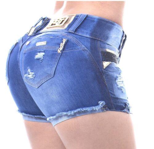 4 Brazil 24714 Pit 3 Shorts Bull 38 Ref Size Usa Jeans P8UPX