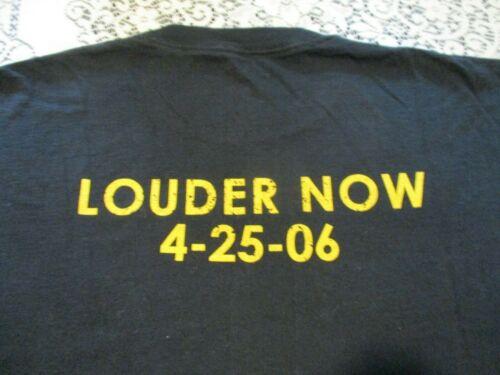 TAKING BACK SUNDAY LOUDER NOW 4-25-06 VINTAGE 2006