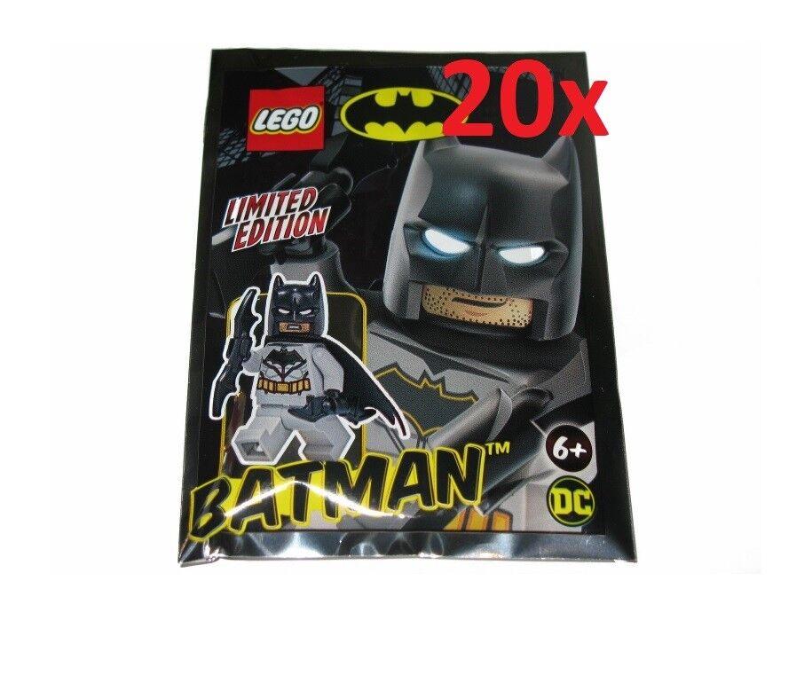 20x The LEGO® Batman Movie POLYBAG 211901 Batman with Bat-a-Rang Bat-a-Rang Bat-a-Rang LIMITED EDITION 9e0cb8