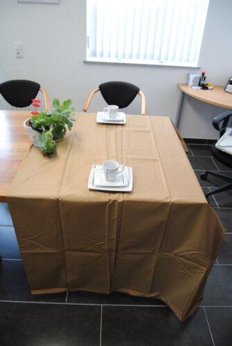 INT 531201 1er Pack Ingrid Lesage 240x240cm Tablecloth Classic Gold