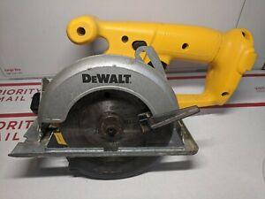"DW935 DeWalt 14.4V Cordless 5-3/8"" Trim Saw BARE TOOL ONLY"