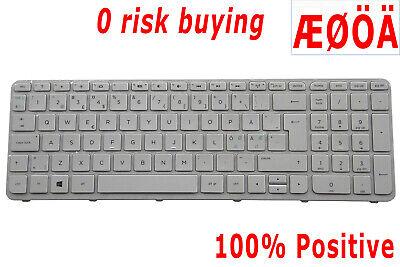 For Asus S551LA V551L K551L A551L R553L TP501U R518U Keyboard Nordic Swedish DK
