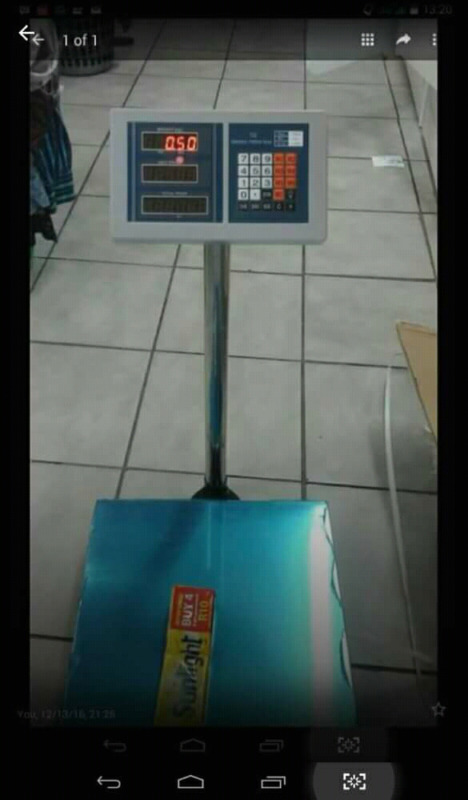 Bench Scales For Sale