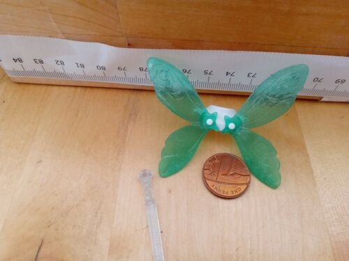 Wand for Fairy Figure 1933 Playmobil New Spares Butterfly  Wings Holder// Cape