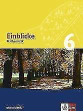 1 von 1 - Einblicke Mathematik 6. Schülerbuch. Rheinland-Pfalz