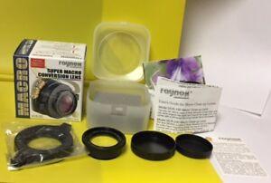 Nikon D7500 10x High Definition 2 Element Close-Up Macro Lens 62mm
