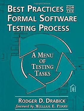 Best Practices for the Formal Software Testing Process : A Menu of Tes-ExLibrary