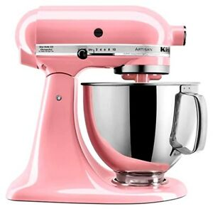 Pink Kitchenaid Mixer Artisan Series Head Stand Mixer Ebay