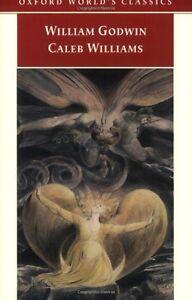 Caleb-Williams-Inglese-William-Godwin-Libro-nuovo-in-offerta-NEW-Book