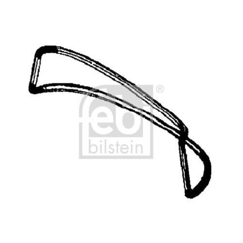 Febi 08872 discos de popa tórico precinto de goma Mercedes Benz//8 w114 w115