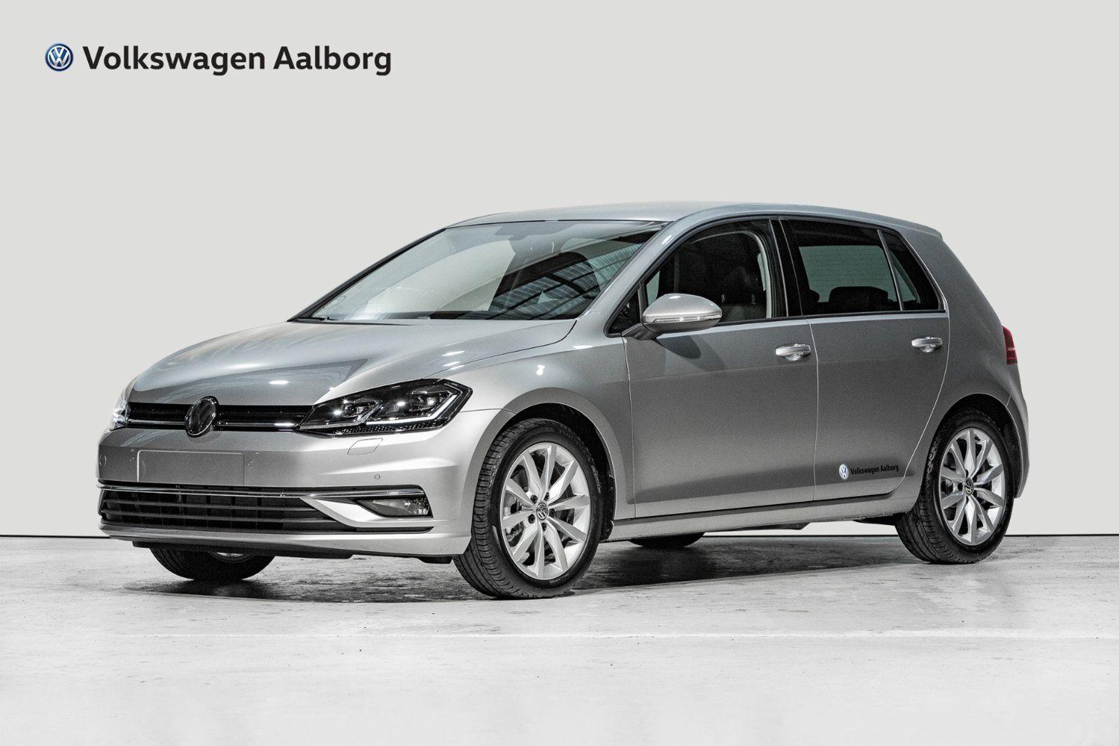VW Golf VII 1,5 TSi 150 Highline DSG 5d - 320.000 kr.