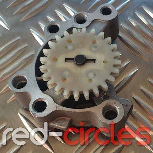 24 Zahn Ölpumpe Passend für die Meisten Pit Bike Motoren Quads /& Pitbikes