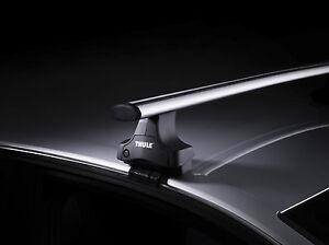 barres de toit thule aluminium ford fiesta 3p d s 2008 3662623112415 ebay. Black Bedroom Furniture Sets. Home Design Ideas