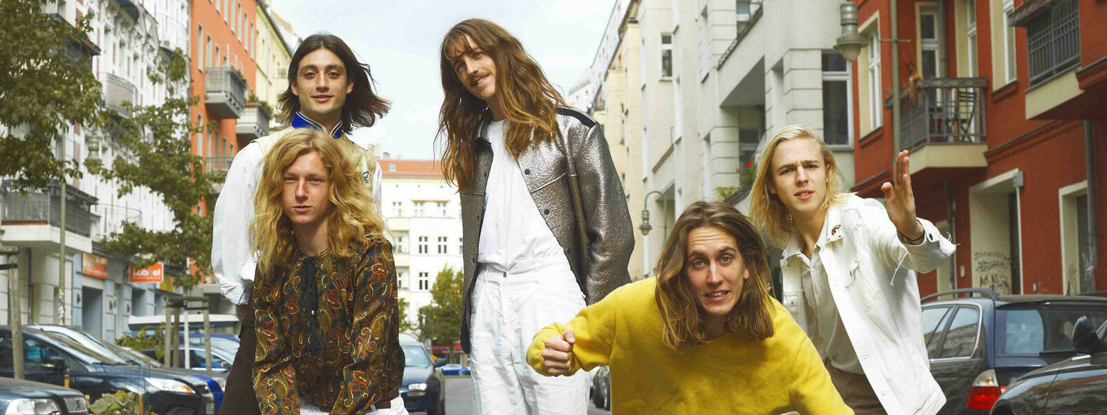 Parcels Tickets (18+ Event)