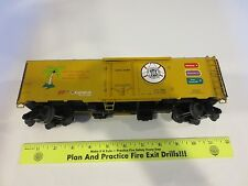 RARE Lionel Trains 2009 TCA Legacy Carnival Cruise AAA Steel Sided Reefer Boxed