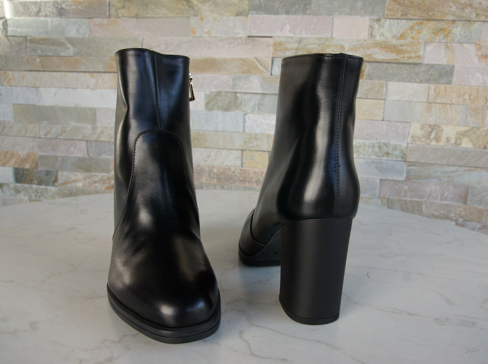 Tods Tod´s Stiefeletten 35,5 Stiefelies Stiefel Stiefel Stiefel Schuhe schwarz neu ehem.   952928
