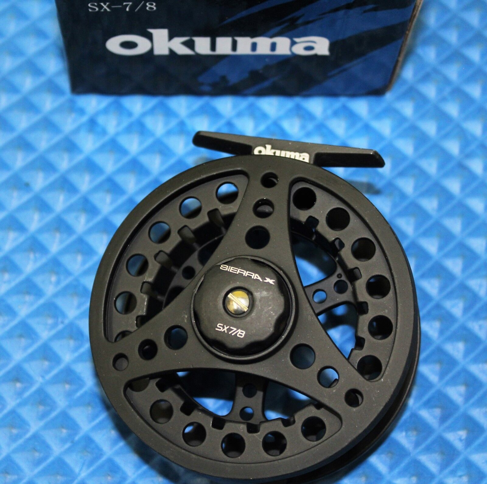Okuma Sierra-X Fly Reel New New New For 2019 SX-7/8 7db72e