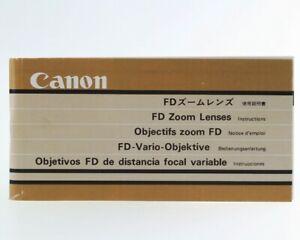 Bedienungsanleitung-Canon-FD-Vario-Objektive