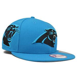 Carolina-Panthers-FRESH-SIDE-SNAPBACK-9Fifty-New-Era-NFL-Hat-OSFM