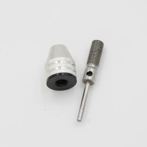 0.3-3.4mm 3mm Shank Electric Grinder Keyless Drill Chuck for Rotary TooODUSZ6