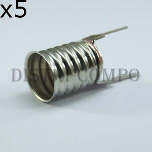 Support-d-039-ampoule-E10-pour-circuit-imprime-lot-de-5