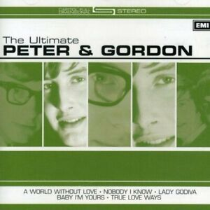 Peter-And-Gordon-The-Ultimate-Peter-And-Gordon-CD