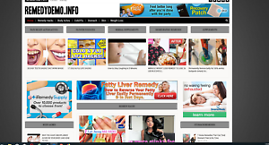 Remedy-Guides-Affiliate-product-website-100-automated-Premium-designed
