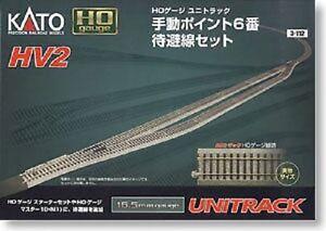 Kato Ho Scale Unitrack Hv2 Outer Track Oval Variation Set