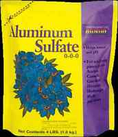 Bonide 4lbs Aluminum Sulfate Lowers Soil Ph For Acid Loving Plants All Natural
