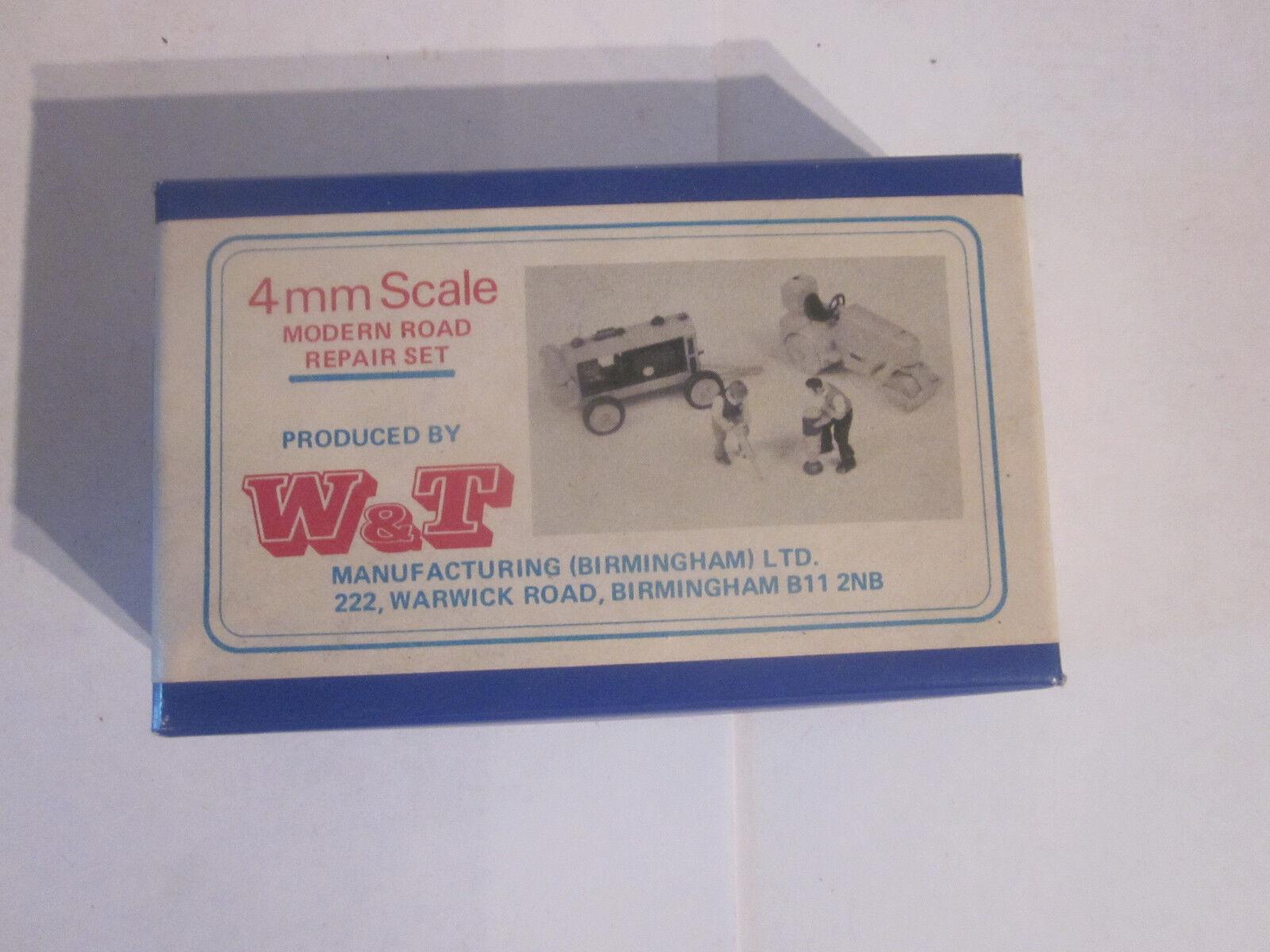 W&t kit 2 construcción art nr d1 nuevo + embalaje original