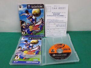 2002 Sega Virtua Striker 2002 Jp Video Flyer Manuals & Guides Arcade, Jukeboxes & Pinball