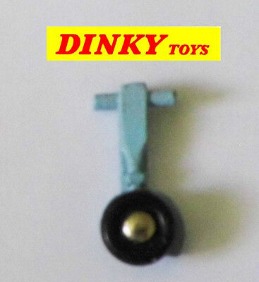 Dinky Messerschmitt No.726 assemblé et peint main droite Train d/'atterrissage.