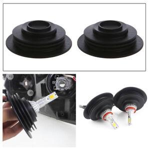 2x-Universal-Headlight-Dust-Cover-Cap-3-2cm-For-LED-HID-Xenon-Halogen-Bulb-new